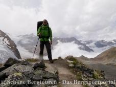 Adidas Terrex Feather Jacket - Oetztaler Alpen