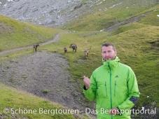 Adidas Terrex Feather Jacket - Allgaeuer Alpen