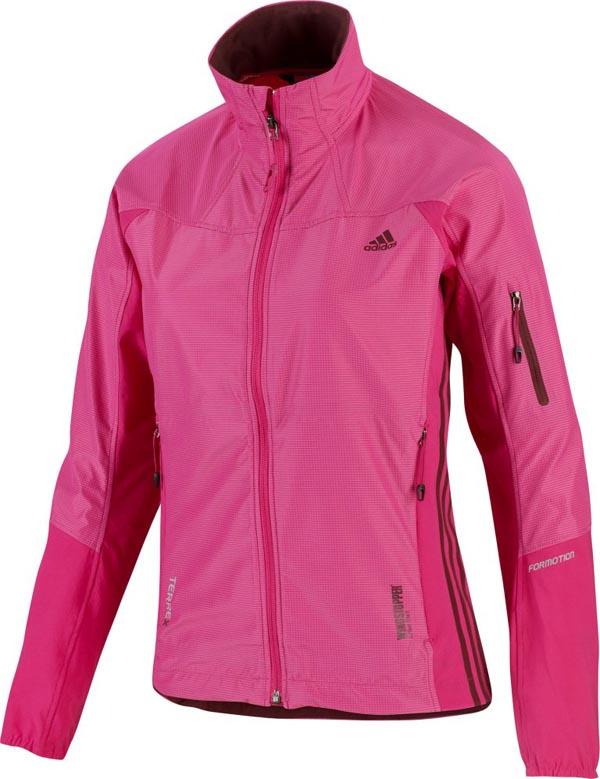 Adidas Terrex Hybrid Jacket Womens - Pink