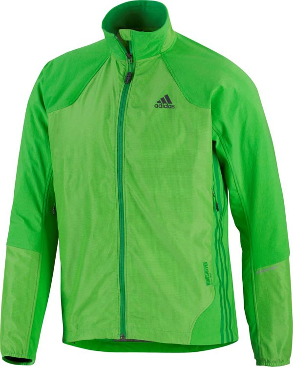 Adidas Terrex Hybrid Jacket - Intense Green