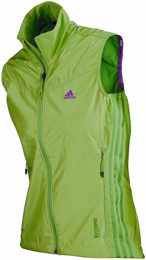 Adidas Terrex Hybrid Vest Women - Intense Green