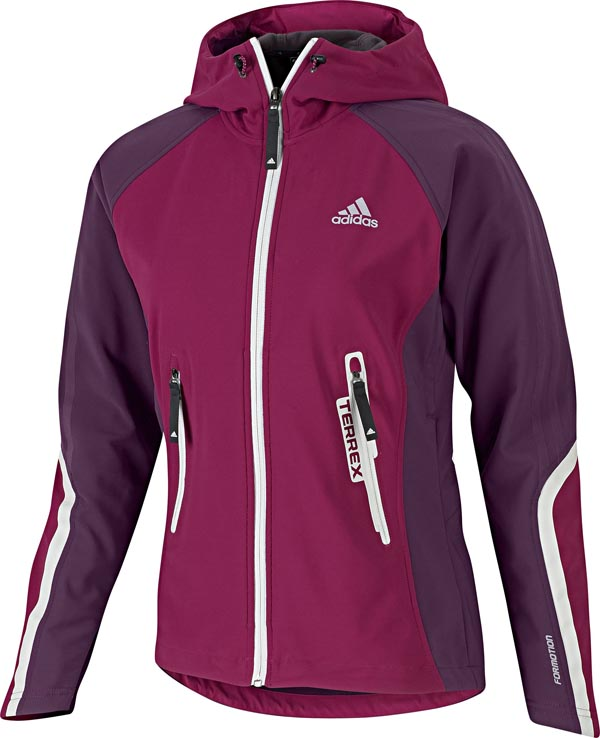 Adidas - Terrex Softshell Jacket Womens