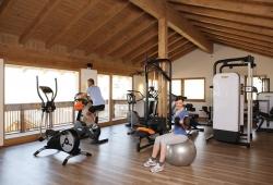 Almhof Hotel Call - Fitnessraum