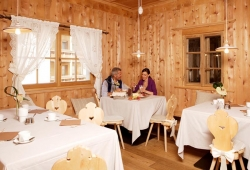 Almhof Hotel Call - Fruehstuecksraum