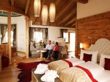 Almhof Hotel Call - Zimmer