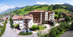 Almhof Hotel Call - Sommerpanorama