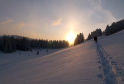 Alpengasthof Hoermoos - Schneeschuhwandern