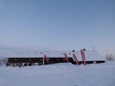 Alpengasthof Hoermoos - Morgens