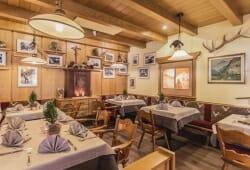 Alpengasthof Hohe Burg - Restaurant
