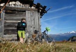 Alpengasthof Hohe Burg - E-Bike