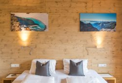 Alpengasthof Hohe Burg - Zimmer