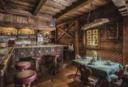 Alpengasthof Hohe Burg - Bar