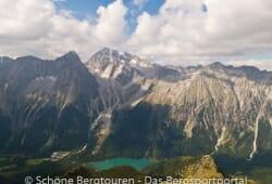 Antholzertal - Blick vom Gipfel der Rote Wand