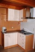 Appartements Metzmuehle - Kleine Kueche in der Wohnung 1