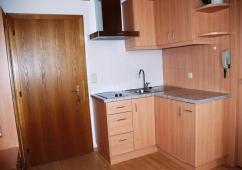 Appartements Metzmuehle - Kleine Wohnkueche in der Wohnung 2