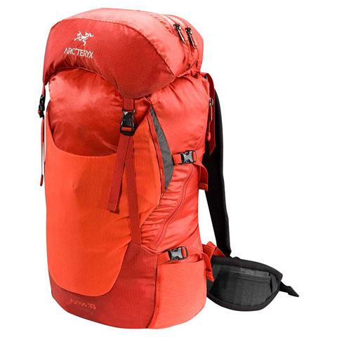 Arcteryx Axios Pack 33l - Fireweed (Damenmodell)