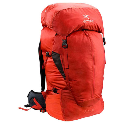 Arcteryx Axios Pack 48l - Fireweed (Damenmodell)