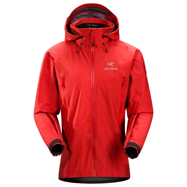 Arcteryx Theta AR Jacket - Candy Apple Red