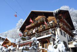 Art Boutique Hotel Beau-Sejour - Im Winter