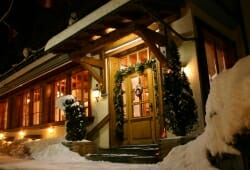 Art Boutique Hotel Beau-Sejour - Winternacht