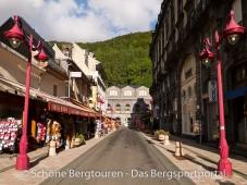 Auvergne - Thermalbad von Le Mont-Dore