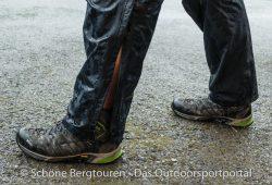 Berghaus Paclite Pant - Zwei-Wege Reissverschluss