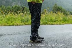 Berghaus Paclite Pant - Seitenansicht