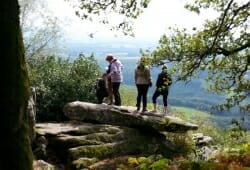 Camping Ecrin Nature - Wandern im Limousin