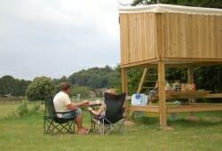 Camping Ecrin Nature - Sterne Camping