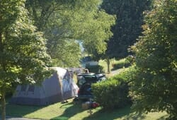 Camping Ecrin Nature - Stellflaechen