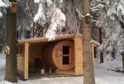 Campingplatz Harz-Camping - Sauna