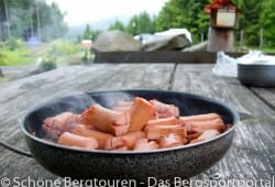 Campingplatz Harz-Camping - Mahlzeit