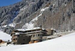 Chalet Alpin Ischgl - Im Winter