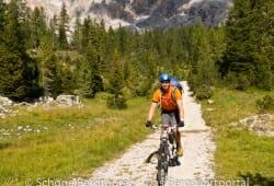 Cortina d Ampezzo - Abfahrt durch das Val Granda