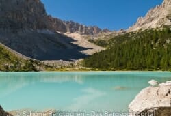 Cortina d Ampezzo - Lago del Sorapis / Sorapiss See