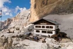 Cortina d Ampezzo - Rifugio Camillo Giussani