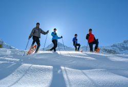 Das Alpenhaus Gasteinertal - Schneeschuhwandern
