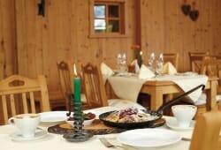 Das Alpenhaus Kaprun - Restaurant