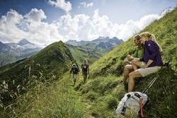 Das Alpenhaus Kaprun - Alexander Enzinger Weg