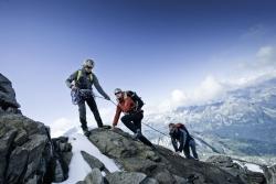 Das Alpenhaus Kaprun - Gipfeltour