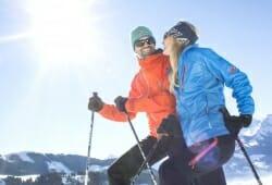 Das Alpenhaus Kaprun - Schneeschuhwanderung