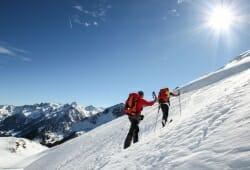 Das Alpenhaus Kaprun - Skitour