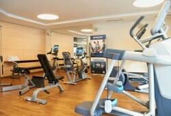 Das Alpenhaus Kaprun - Fitnessbereich