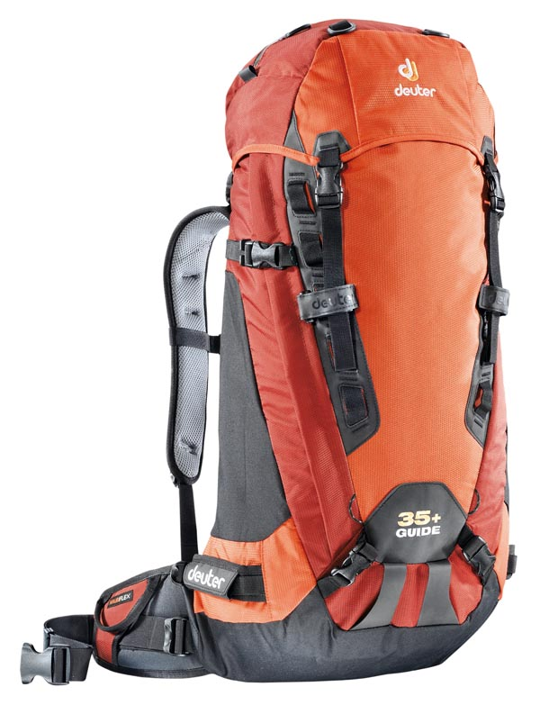 Deuter Guide 35+ Orange-Lava