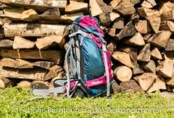 Deuter Rise 26 SL Skitourenrucksack - RV-Seitentasche