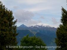 Aussicht vom Monte Alpo