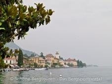 Am Ufer des Gardasees in Salo