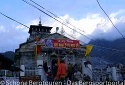 Garwhal Himalaya - Kedarnath Tempel