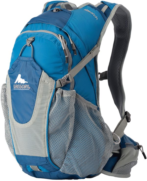 Gregory Pack Wasatch - Blue Steel