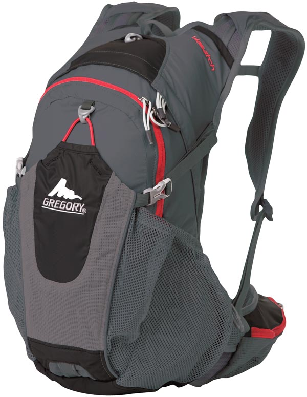 Gregory Pack Wasatch - Granite Gray